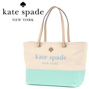 Like🆕! Kate Spade Francis Lott Street Tote Bag